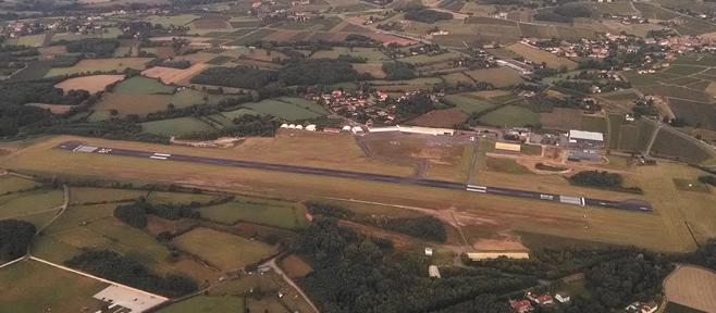 Décollage en montgolfière dans le Rhone aérodrome de Villefranche Frontenas